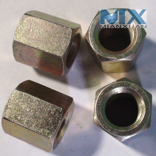 Hexagon thick nuts