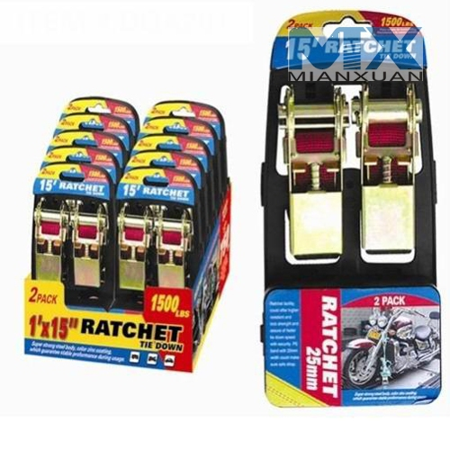 Rachet Tie Down Strap BO13202001